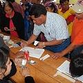 Vecinos de Olintepeque rechazan minería