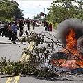 Indígenas marcharon contra ley minera en Panamá
