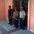 Budogais custodian oficinas comarcales en protestas contra ley minera