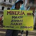 Peligro de estallido social en Panamá por minería