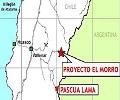 """Valle del Huasco rechaza proyecto minero """"El Morro"""""""