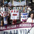 Alegre protesta en el Carrusel: la libertad de poder decir «No»