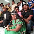 Gobierno e indígenas retoman diálogo por reforma minera