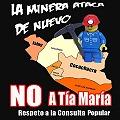 Población rechazó diálogo por proyecto Tía María