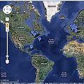 Los mapas de Barrick Gold: minas y financiadores