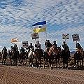 Parlamento mapuche en la meseta por la tierra y contra la mineria