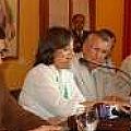 Gobernadora electa de Catamarca elogió modelo minero de San Juan