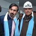Ministro, Secretario y minera canadiense anunciaron saqueo
