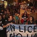 Más de tres mil personas marcharon contra la minería contaminante