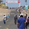 Carretera Matarani-Mollendo sigue bloqueada por protesta contra Tía María
