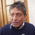 Presidente regional de Arequipa pidió cancelar proyecto Tía María