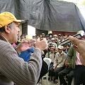 Paro interprovincial en contra de minera en Cajamarca