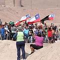 Protesta laboral por segunda semana en Mina Escondida