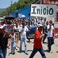 Pueblos rechazan y se movilizan contra acción de mineras