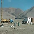 Agua de Salta para minera en Chile