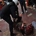 Heridos de bala de goma y detenidos en inauguración del Vial Costero