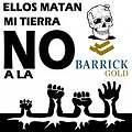 Minera Barrick y gobierno construyen un puente