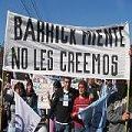 Opositores a Pascua Lama se enfrentan a Barrick por dominio en Internet