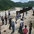 Los pobladores tienen la razón: Mina Joaquina sin licencia para operar