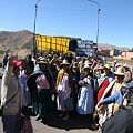 Más de 300 aymaras llegaron a Lima para buscar diálogo con Gobierno
