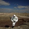A pesar de los rechazos mundiales y locales siguen explorando uranio en la meseta de Chubut