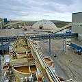Mineros de Cerro Vanguardia iniciaron medidas de fuerza