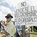 Polémica en Uruguay por un megaproyecto minero