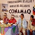 Conamaq se suma a rechazo de actividad minera