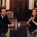 Nuevo director de Barrick se reune con Cristina K.