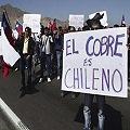 Minera Escondida rechaza diálogo por huelga