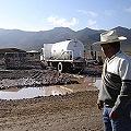 Desborde de dos embalses con residuos de minería