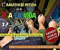 Primera maratón artística por el SI A LA VIDA