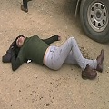 Diez heridos, en primer día de paro Minera La Zanja