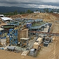 Solicita levantar medidas cautelares mina de Goldcorp