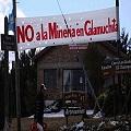 No quieren minería en Calamuchita
