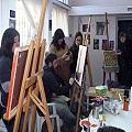 Artistas crearon más obras por el Sí a la Vida