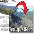 Vecinos enfrentan a mineros en La Paz
