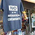 Gobierno de San Juan quiere mas contaminación minera