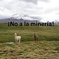 Aymaras indignados por arremetida de mineras