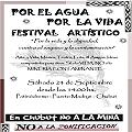 Un festival contra el saqueo y la contaminación