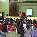 Alumnos colegios se informaron sobre megaminería