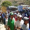 Organizan marcha contra minera Río Blanco