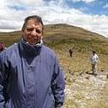 """""""Humala nos prometió defender el cerro Quilish"""""""
