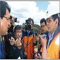 Minera impide inspeccionar caudal del río Grande