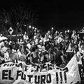 Marcha en Sumampa contra la minería a cielo abierto