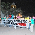 """Manifestaciones contra la exploración de """"tierras raras"""""""