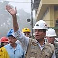 Presidente Correa plantea abordar problema de «radicales antimineros»