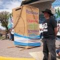 La Corporación Minera fue a la Justicia para intentar frenar el plebiscito en Loncopue
