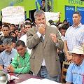 Suspenden debate de proyecto para restituir artículos a Código Minero