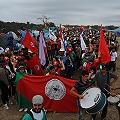 Movilización juvenil contra la minería y el saqueo